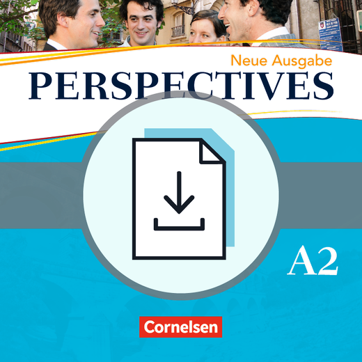 Perspectives - Einstufungstest als Download - A2