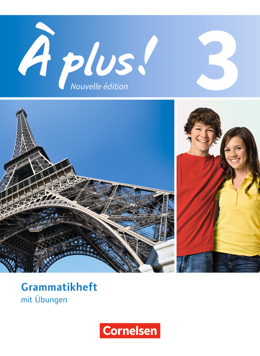 À plus ! - Grammatikheft - Band 3