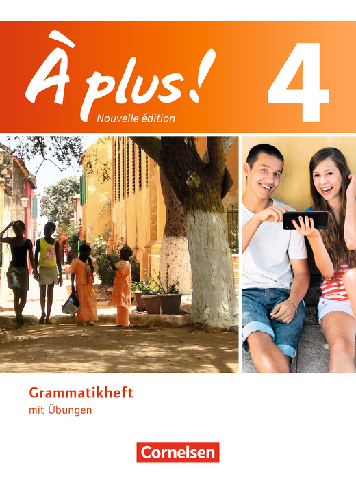 À plus ! - Grammatikheft - Band 4