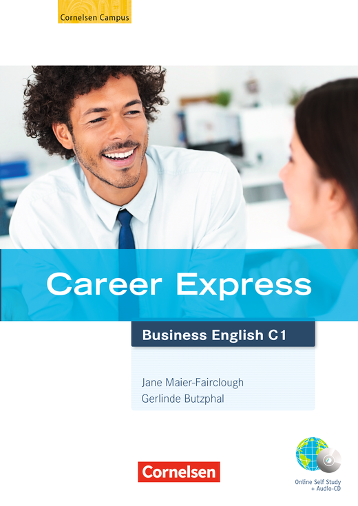 Career Express - Kursbuch mit Hör-CDs und Phrasebook - C1