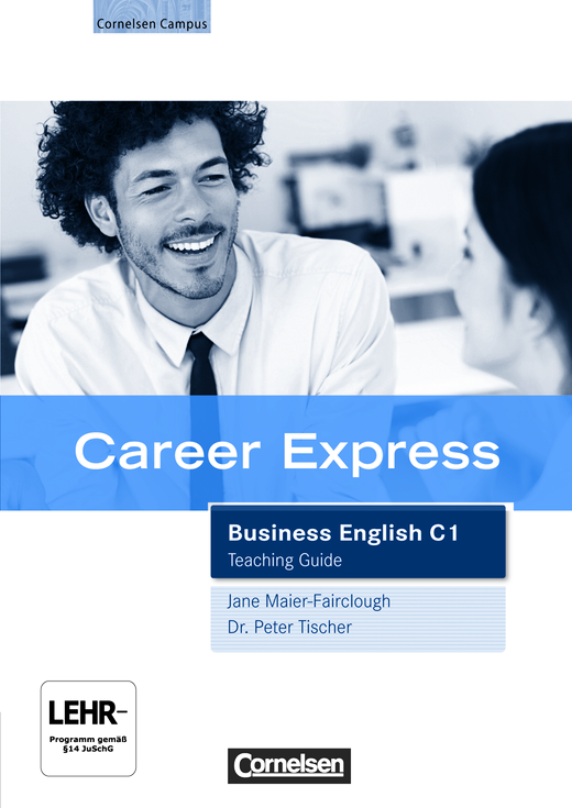 Career Express - Teaching Guide mit Video-DVD - C1
