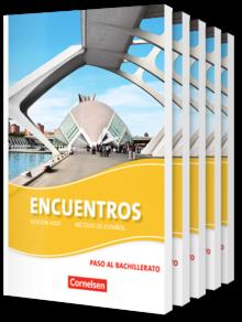 Encuentros - 3. Fremdsprache - Edición 3000