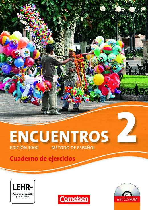 Encuentros - Cuaderno de ejercicios mit CD-Extra - Band 2
