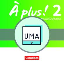 À plus ! - Unterrichtsmanager Zusatzmodul - Ergänzende Dateien zur Vollversion - Differenzierungsmaterial - online und als Download - Band 2