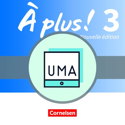 À plus ! - Unterrichtsmanager Zusatzmodul - Ergänzende Dateien zur Vollversion - Diagnose- und Fördermaterial - online und als Download - Band 3