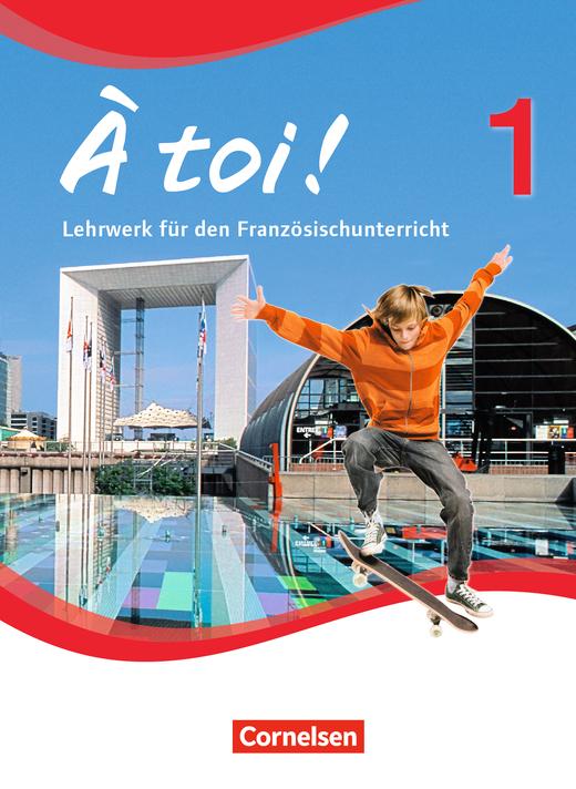 À toi ! - Schülerbuch - Band 1