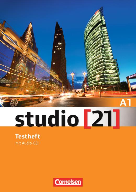 Studio [21] - Testheft mit Audio-CD - A1: Gesamtband