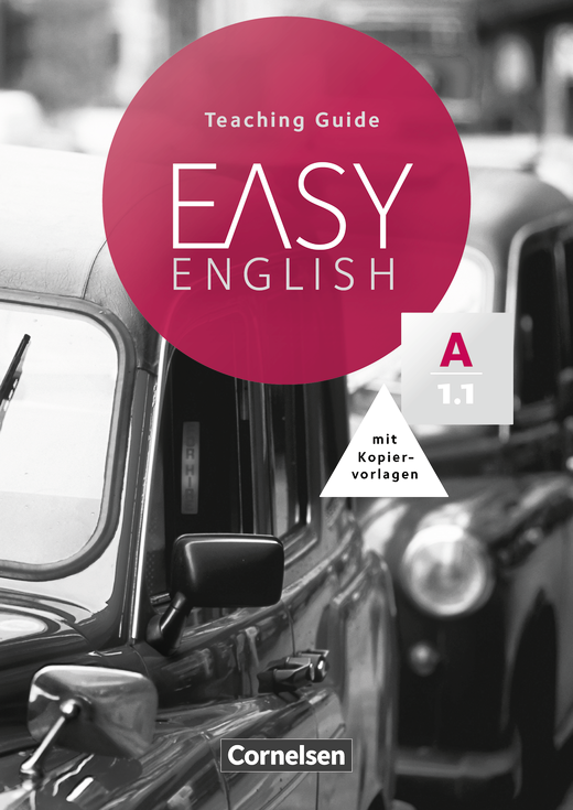 Easy English - Teaching Guide mit Kopiervorlagen - A1: Band 1