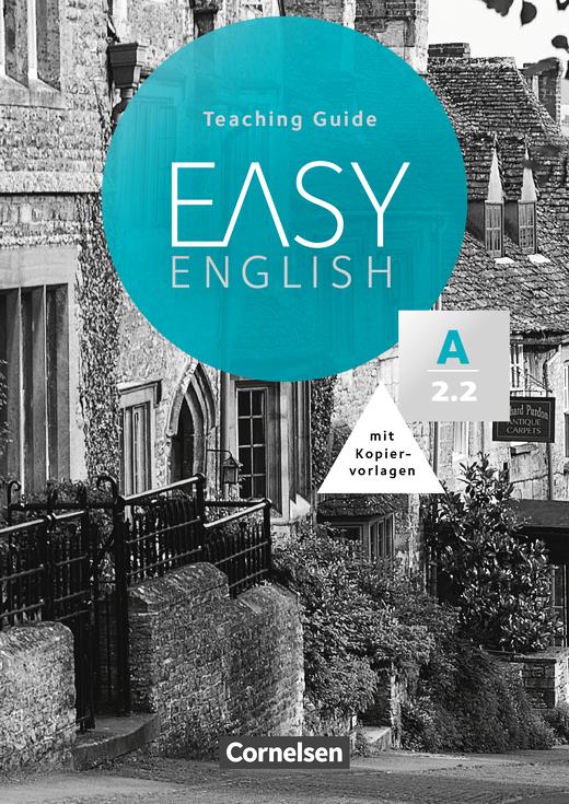 Easy English - Teaching Guide mit Kopiervorlagen - A2: Band 2