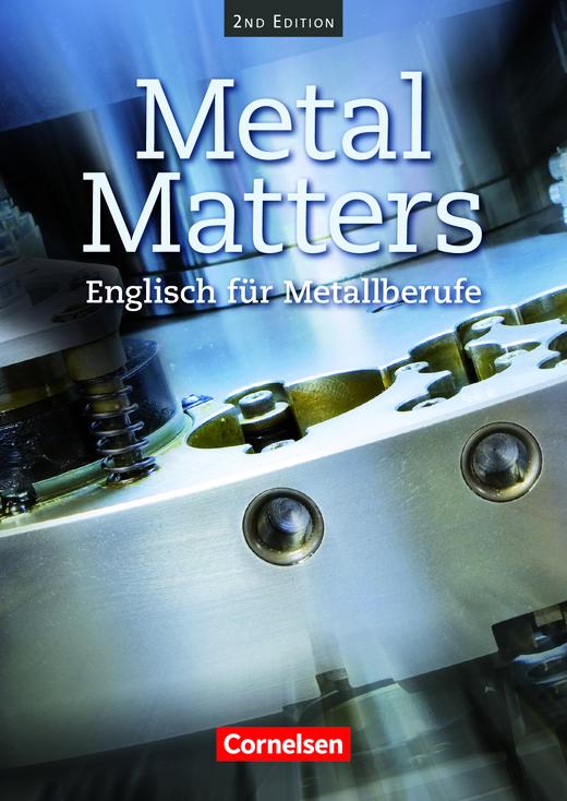 Metal Matters - Schülerbuch - B1