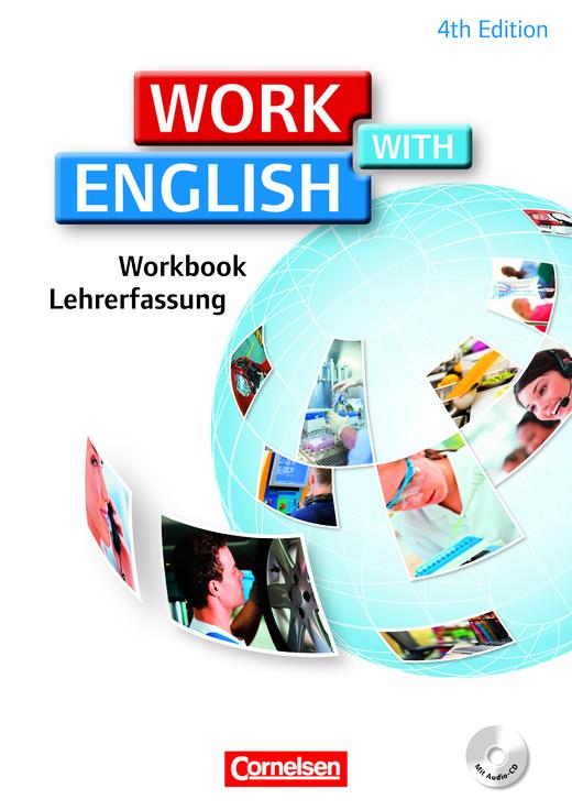 Work with English - Workbook - Lehrerfassung - A2/B1