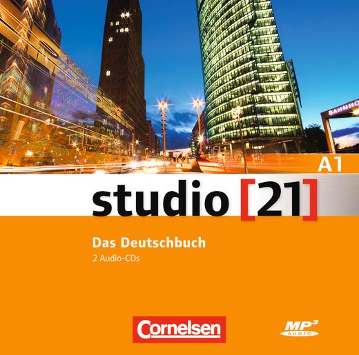 Studio [21] - Kursraum Audio-CDs - A1: Gesamtband