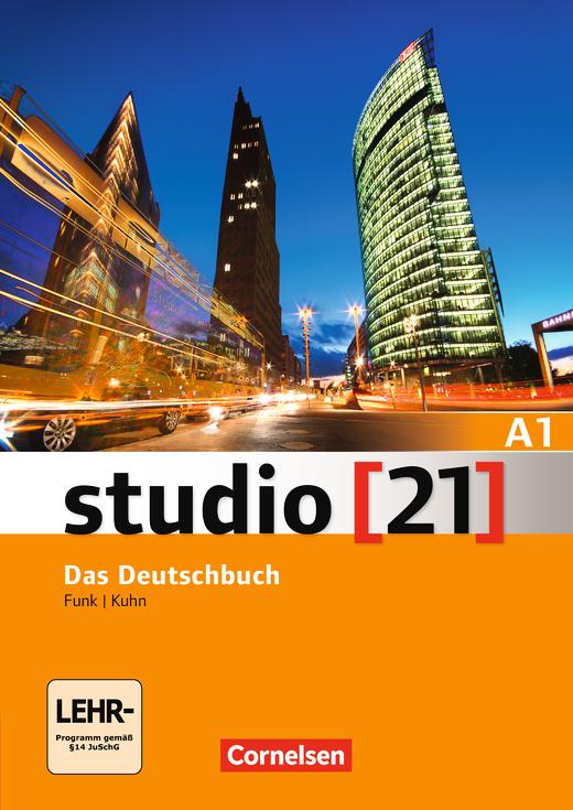 Studio [21] - Das Deutschbuch - Kurs- und Übungsbuch mit DVD-ROM - A1: Gesamtband
