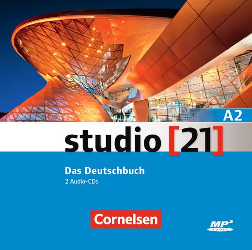 Studio [21] - Kursraum Audio-CDs - A2: Gesamtband
