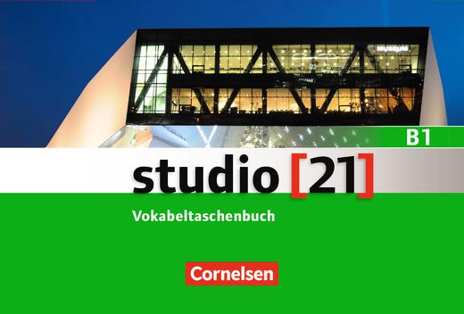 Studio [21] - Vokabeltaschenbuch - B1: Gesamtband