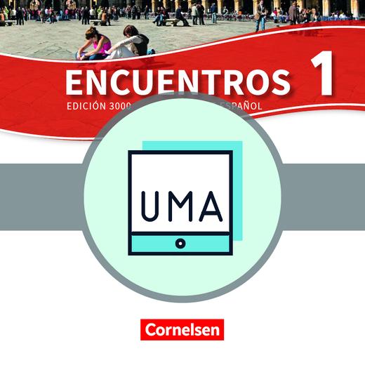 Encuentros - Unterrichtsmanager - Vollversion - online und als Download - Band 1