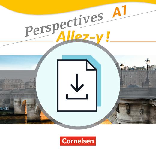 Perspectives - Allez-y ! - Einstufungstest als Download - A1