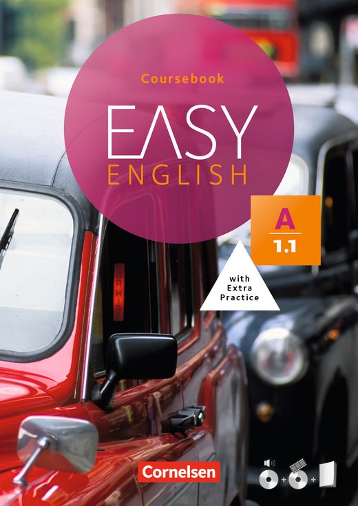 Easy English - Kursbuch - A1: Band 1