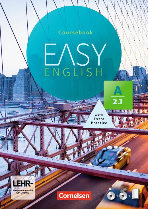Easy English - Kursbuch - A2: Band 1