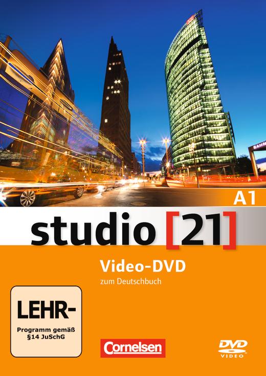 Studio [21] - Video-DVD - A1: Gesamtband