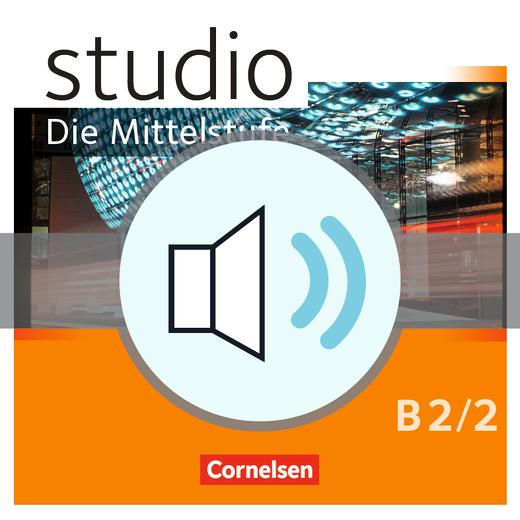 Studio: Die Mittelstufe - Audio-Dateien - B2: Band 2