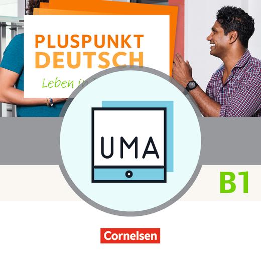 Pluspunkt Deutsch - Leben in Deutschland - Unterrichtsmanager - Vollversion - online und als Download - B1: Gesamtband