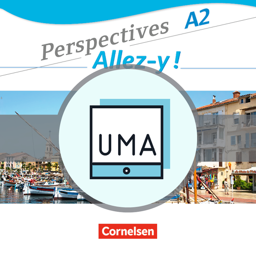 Perspectives - Allez-y ! - Unterrichtsmanager - Vollversion - online und als Download - A2