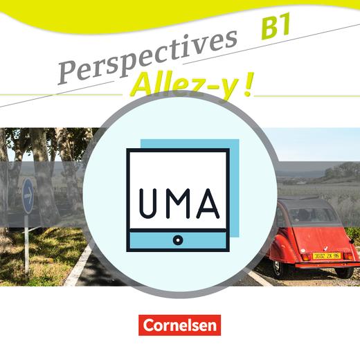 Perspectives - Allez-y ! - Unterrichtsmanager - Vollversion - online und als Download - B1