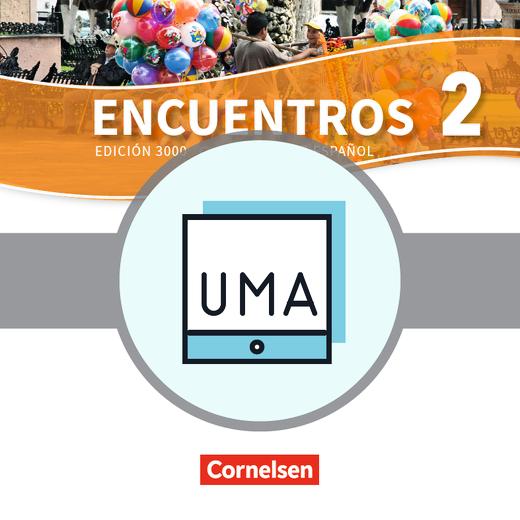 Encuentros - Unterrichtsmanager - Vollversion - online und als Download - Band 2