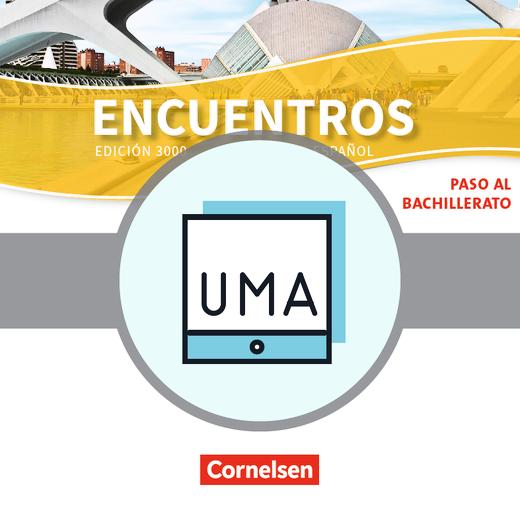 Encuentros - Unterrichtsmanager Zusatzmodul - Ergänzende Dateien zur Vollversion - Folien für den Unterricht - online und als Download - Paso al bachillerato