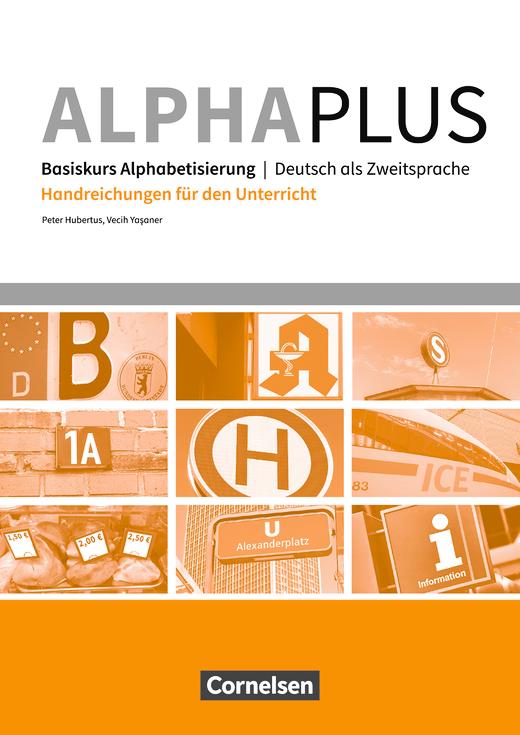 Alpha plus - Handreichungen für den Unterricht - A1