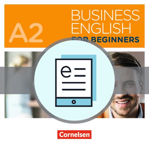 Business English for Beginners - Kursbuch als E-Book - A2