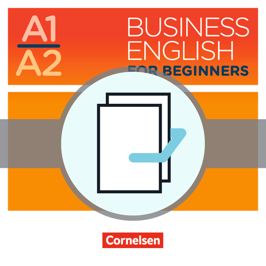 Business English for Beginners - Workbooks mit PagePlayer-App inkl. Audios - A1/A2