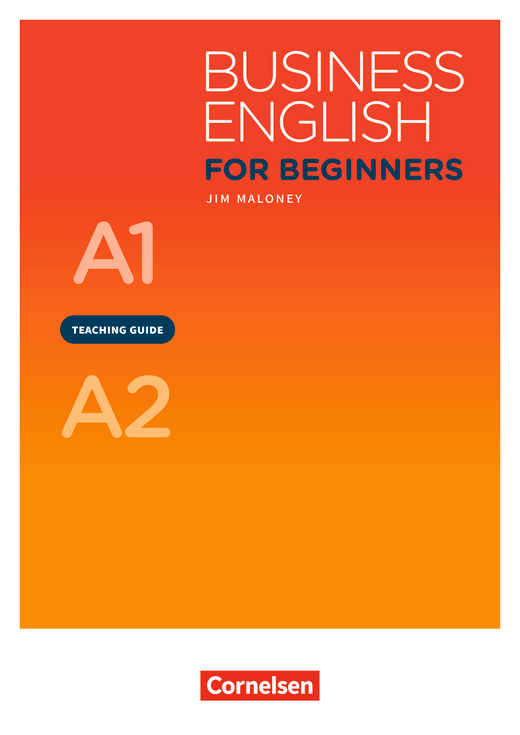 Business English for Beginners - Teaching Guide - A1/A2