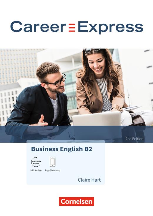 Career Express - Kursbuch mit PagePlayer-App inkl. Audios - B2