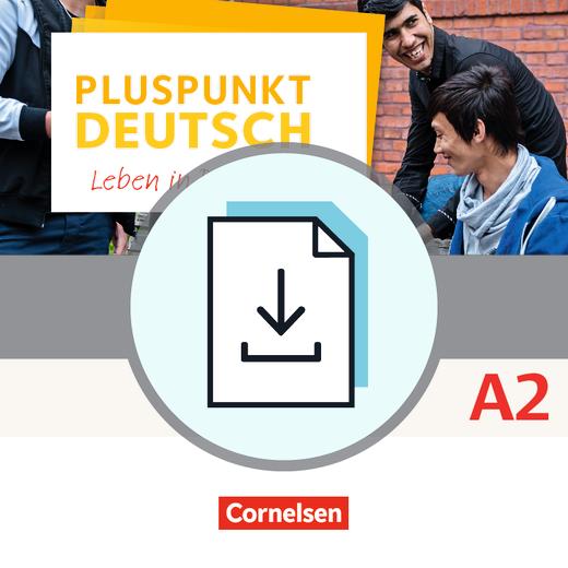 Pluspunkt Deutsch - Leben in Deutschland - Glossar Deutsch-Arabisch als Download - A2