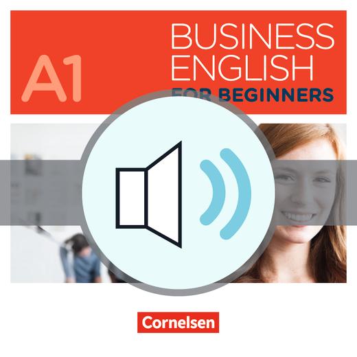 Business English for Beginners - Audios zum Workbook als Download - A1