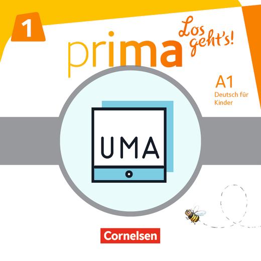 Prima - Los geht's! - Begleitmaterial als Download - Band 1