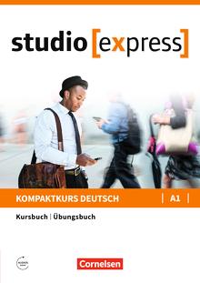 Studio [express] - Kurs- und Übungsbuch mit Audios online - A1