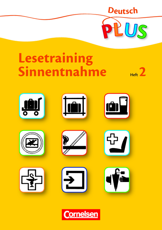Deutsch plus - Grundschule - Sinnentnahme - Heft 2