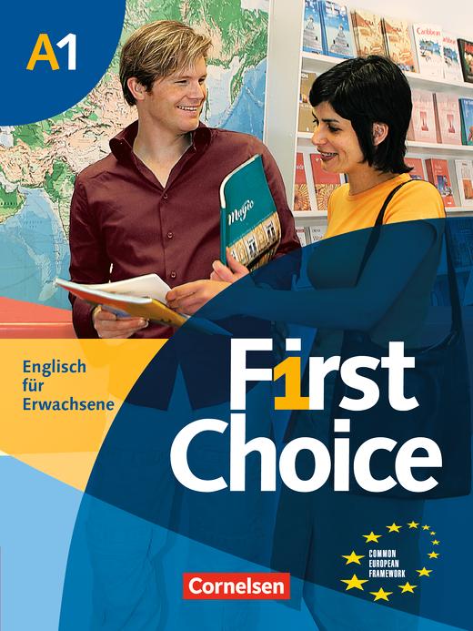 First Choice - Kursbuch - A1