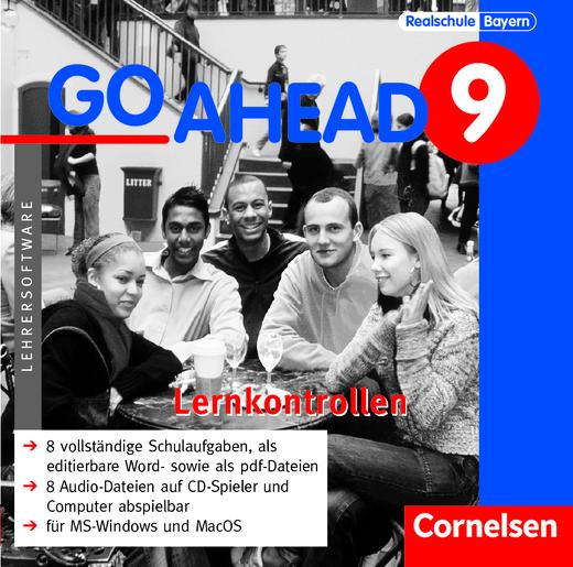 Go Ahead - Lernkontrollen - CD-Extra - 9. Jahrgangsstufe