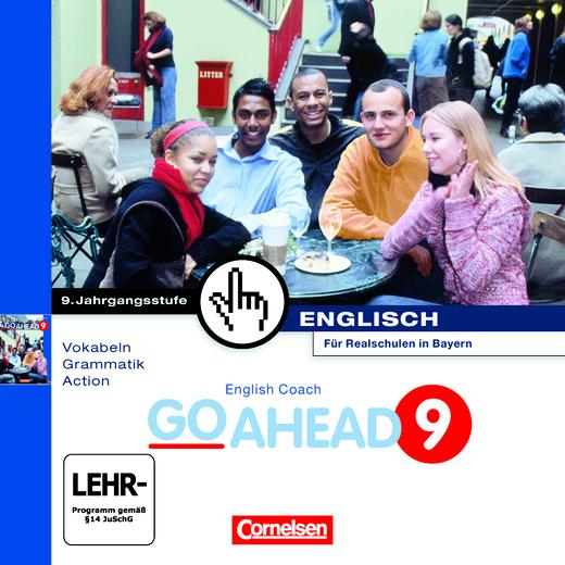 English Coach Multimedia - CD-ROM - 9. Jahrgangsstufe