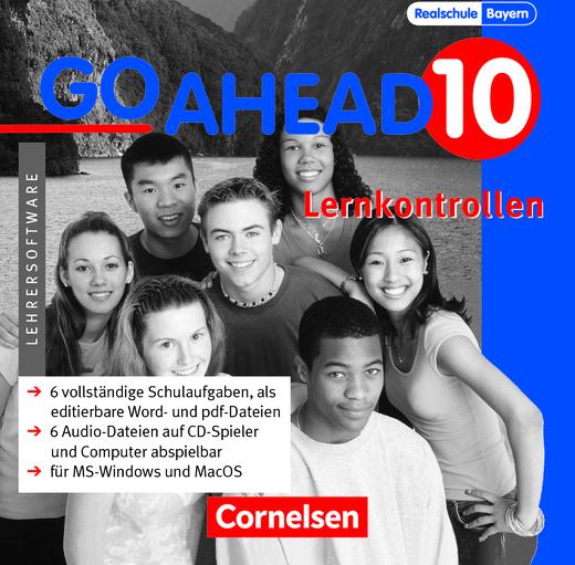 Go Ahead - Lernkontrollen - CD-Extra - 10. Jahrgangsstufe