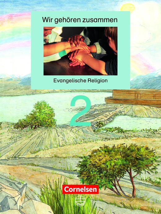 Wir gehören zusammen - Schülerbuch - Band 2: 2. Schuljahr