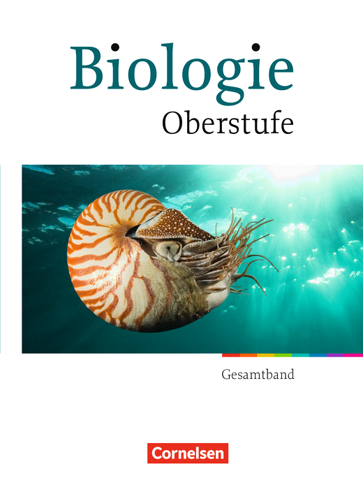 Biologie Oberstufe - Schülerbuch - Gesamtband Oberstufe