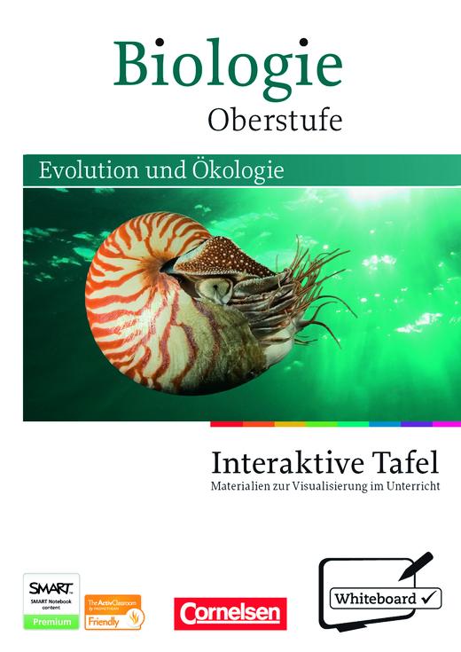 Biologie Oberstufe - Evolution und Ökologie - CD-ROM