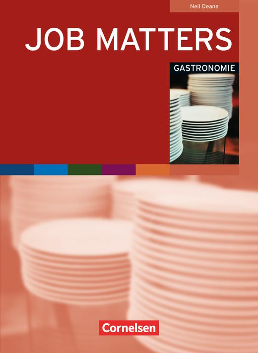 Job Matters - Gastronomie - Arbeitsheft - A2