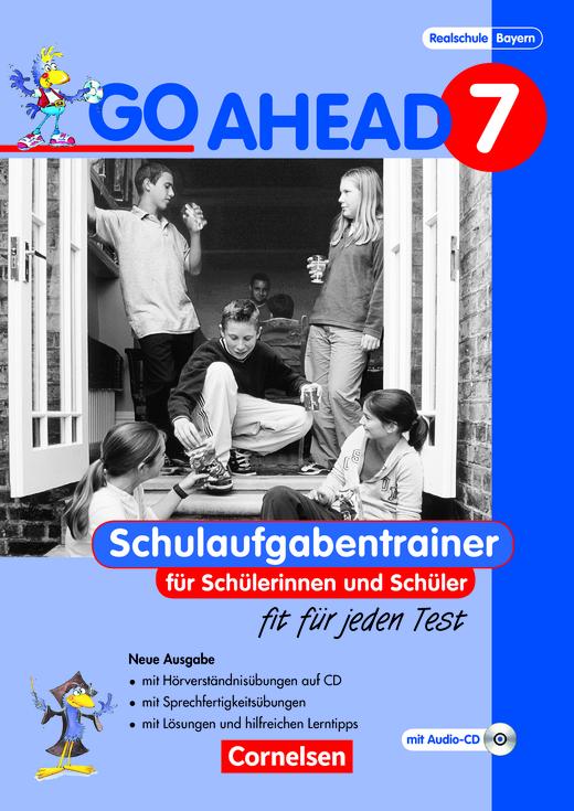 Go Ahead - Schulaufgaben - 7. Jahrgangsstufe