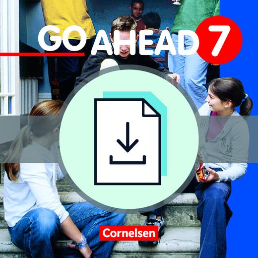 Go Ahead - Bild- und Arbeitsfolien als Download - 7. Jahrgangsstufe